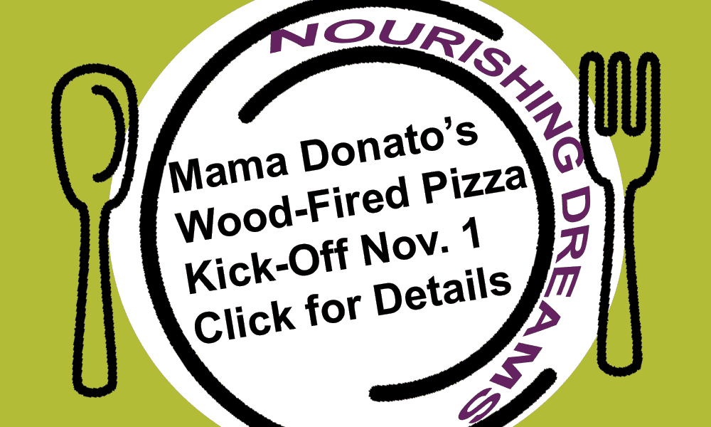 Nourishing Dreams Kick-Off Online Banner Slider