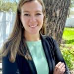 Photo of Rachel Blair Paladino.